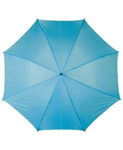 dežnik 4087-svetlo moder