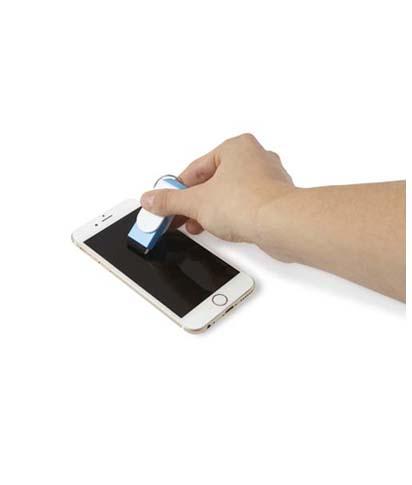 Obesek s čistilcem in držalom za pametni telefon 7309 (4)