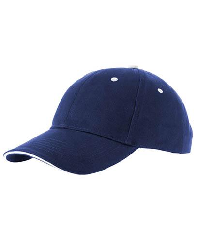 Kapa s šildom Brent 38656 (3)