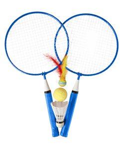 set badminton loparjev