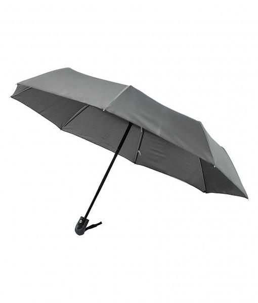Zložljiv Pongee avtomatski dežnik 8891 (2)