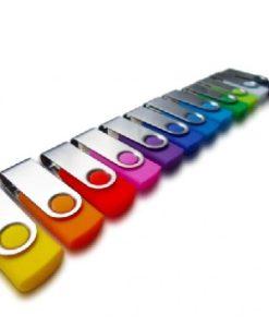 USB ključki na obrat