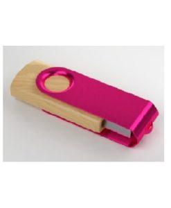 USB-ključk lesen