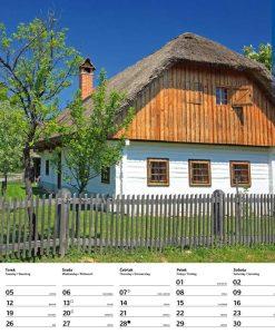 koledar domačije na Slovenskem 2022