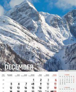 koledar gore Slvoenije 2022