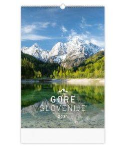 Koledar Gore Slovenije