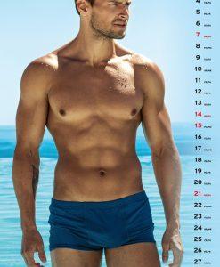 koledar moški 2022