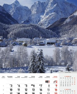 koledar slovenija