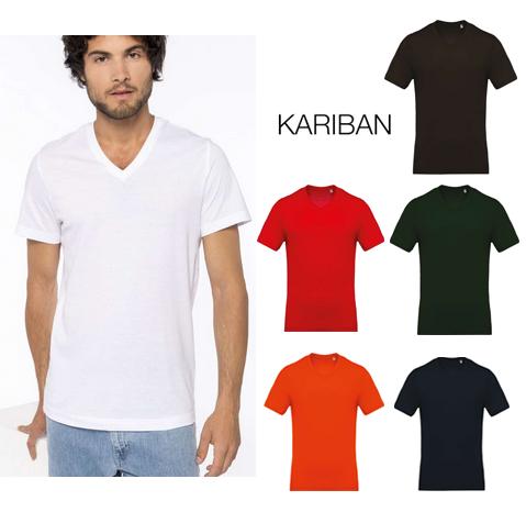 T-shirt Kariban
